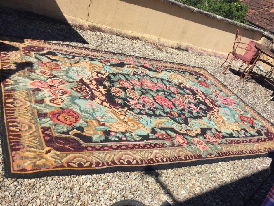 Que faut-il savoir à propos du tapis Kilim ?